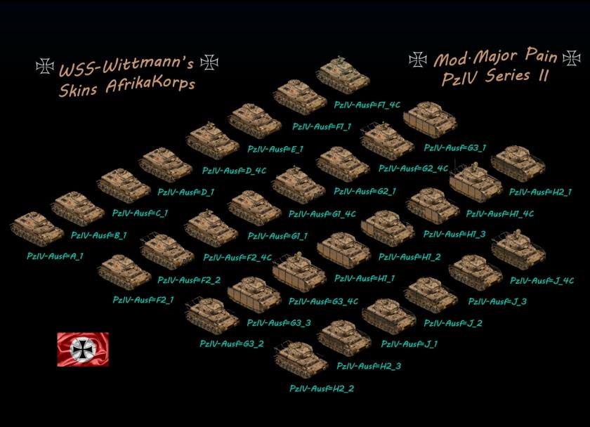 pzIV series II afrikakorps