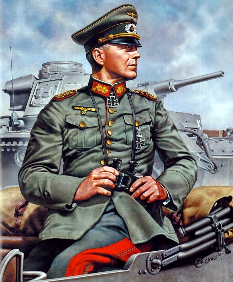 gen Paul Ludwig von Kleist 1941
