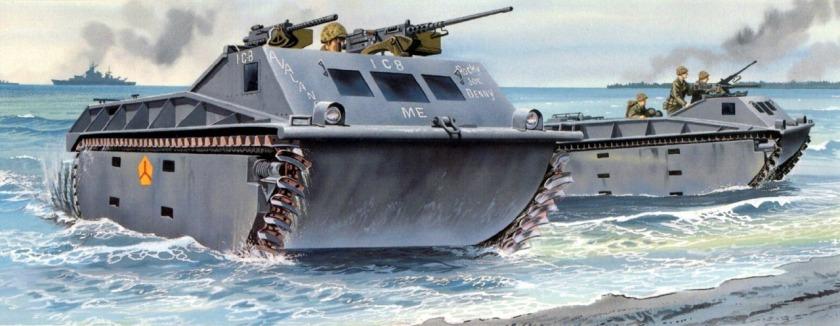 LVT1 Pacific 1944